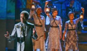 Can 'Hadestown' hold off Rodgers and Hammerstein and the Temptations to win Grammy for Best Musical Theater Album?
