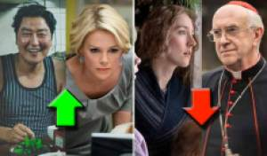 Who's up ('Parasite,' 'Bombshell'), who's down ('The Two Popes') in Oscar race after SAG Awards nominations?