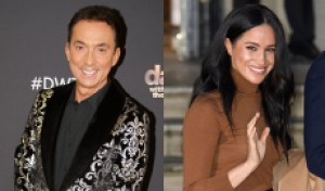 'Dancing with the Stars' judge Bruno Tonioli wants Meghan Markle to suit up for Season 29