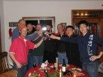 Matt, Bill, JW, Weston, Mr. Ha, Juan, Mr. Park and Mr. Lee