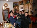 Mr. Lee, Bill, JW, Weston, Mr. Ha and Mr. Park