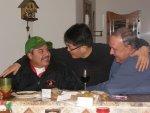 Salvador, Mr. Ha and Bill