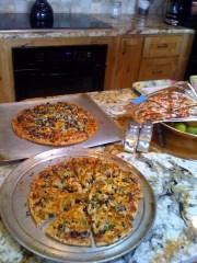 Mmmmm, pizza . . . .