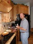 Ken Hibbard In The Kitchen
