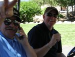 Howie and Steve Are Ready To Get Their Golf On!