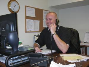 West Coast Trucking Dispatcher, Ryan Amodeo