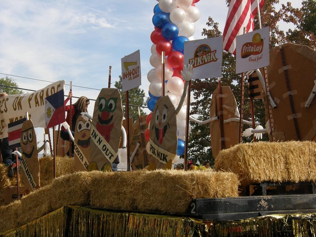 Gold Dust At The 2011 Klamath Basin Potato Festival