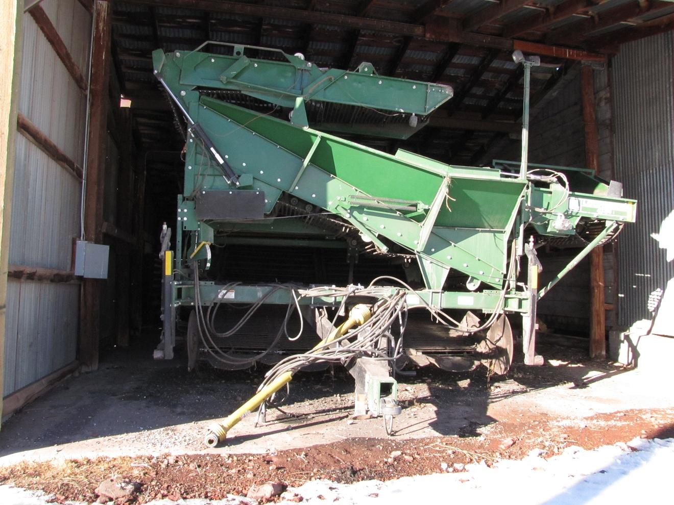 Gold Chains For Sale >> Lockwood 474H Potato Harvester For Sale | GoldDustFarms.com