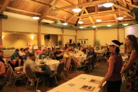 Gold Dust Potatoes' guests pledged over $20,000 at the 16th Annual Open House Field Day dinner held at Reames Golf and Country Club near Klamath Falls, Oregon.