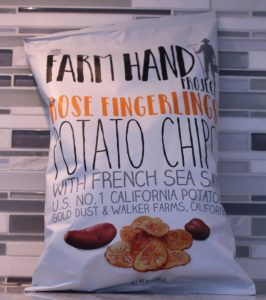 Farm Hand Rose Fingerling Potato Chips