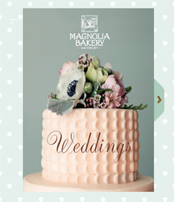 Magnolia Bakery Wedding Lookbook