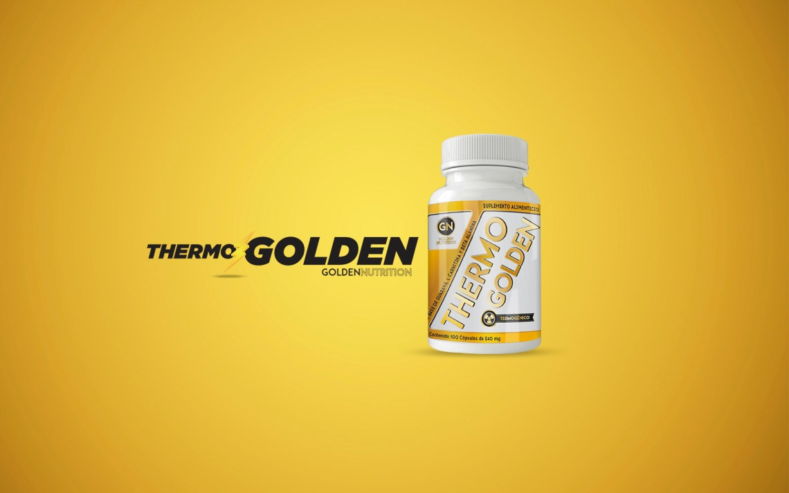 GOLDEN NUTRITION - THERMO GOLDEN