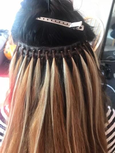Italian Method Hair Extensions