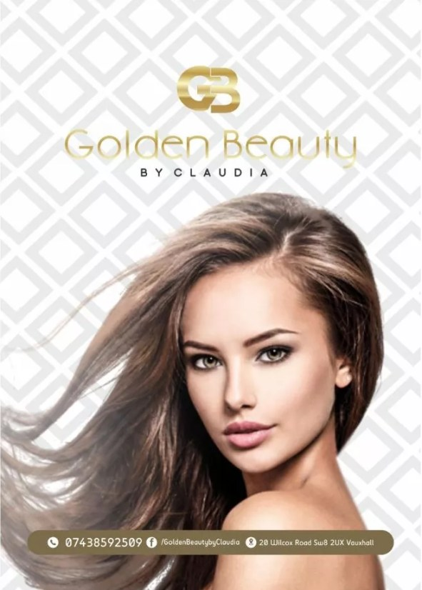 Hair Removal - Golden Beauty by Claudia