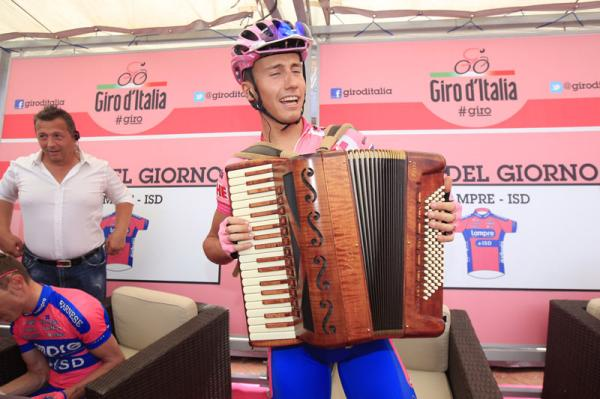 Rückblick: Die erste Woche der Giro d'Italia 2012