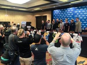 amgen tour of california 2015 press conferece sagan cavendish marcotte gesink talansky