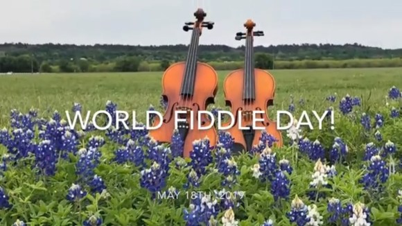 Celebrate World Fiddle Day