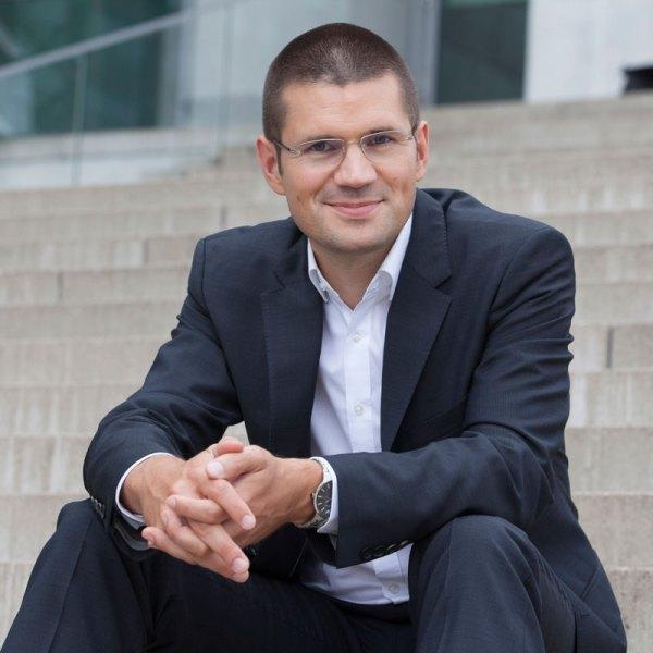 Ingo Radermacher: Wirtschaftsinformatiker, Klardenker bei Agentur GoldenGap
