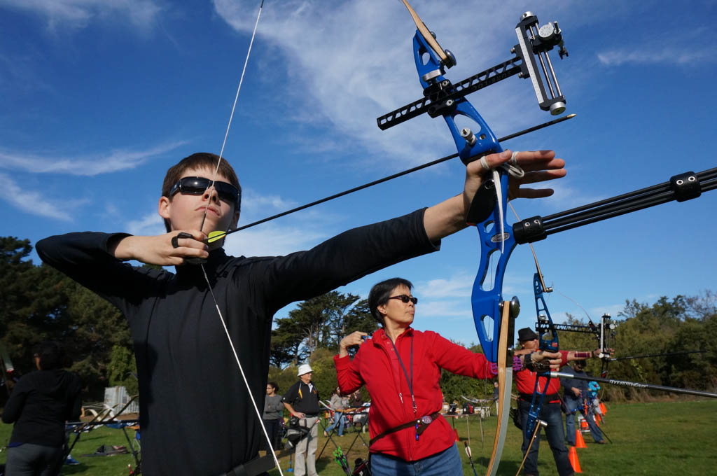 Image result for sights archery shooting
