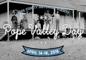 Napa Valley History Tour April 2016