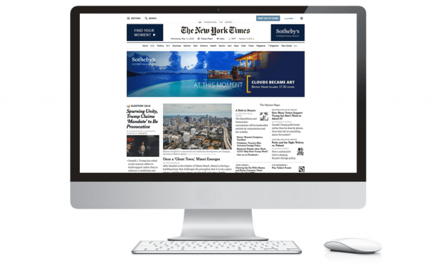 New York Times Takeover_Sotheby's International Realty