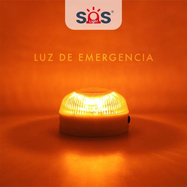 Baliza de Emergencia SOSLight® (Personalizable)