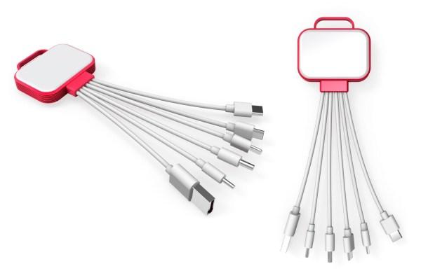 Cable 6 en 1 2200