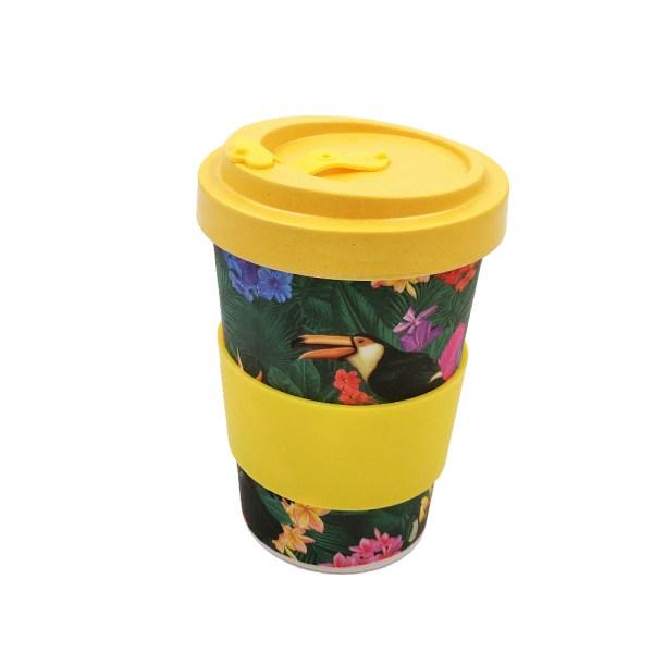 Taza de Bambú ECO