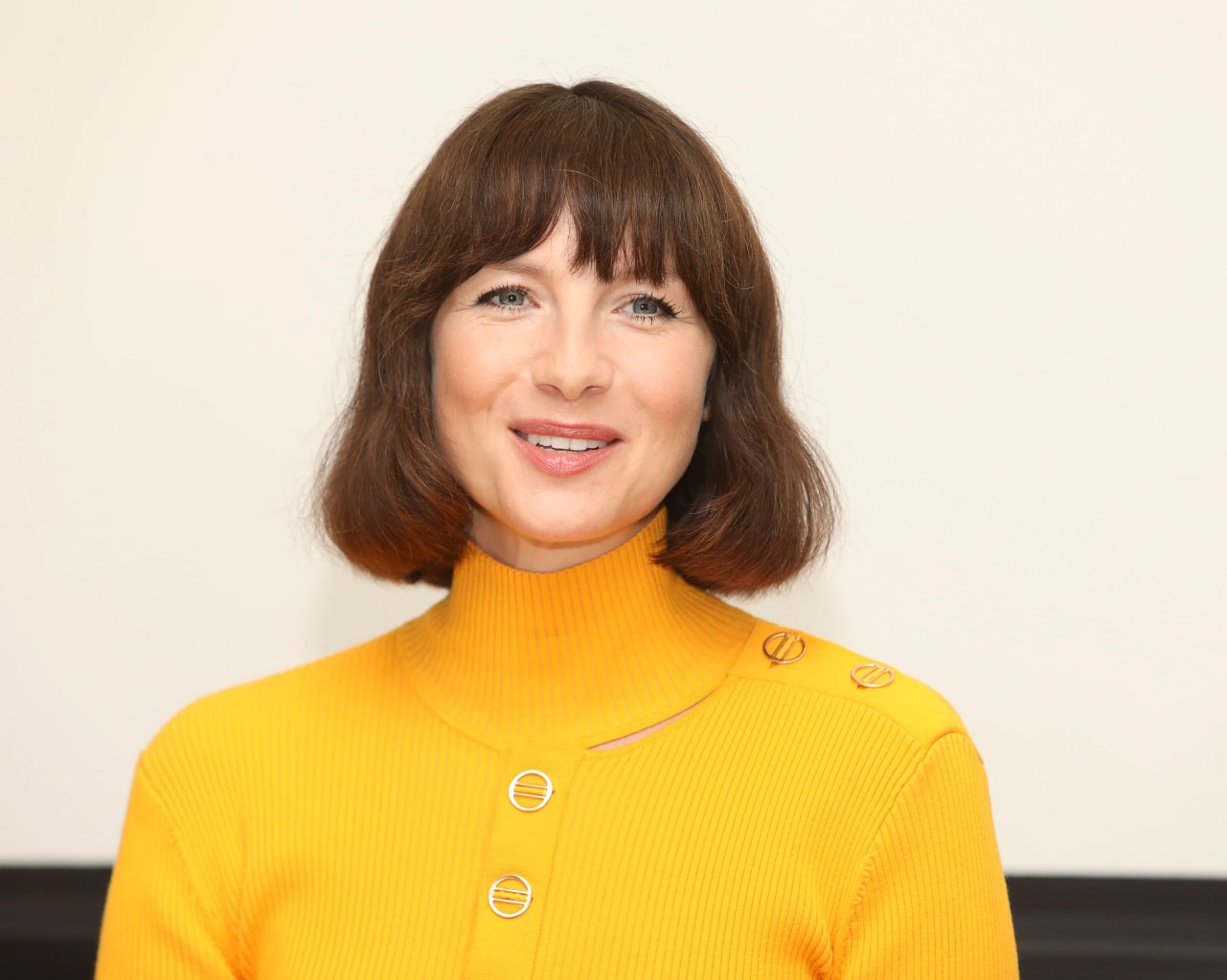 Actress Caitriona Balfe, Golden Globe nominee