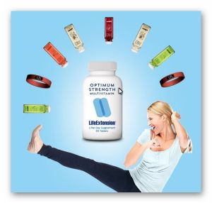 LIFE EXTENSION® HEALTH KICK SWEEPSTAKES