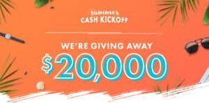 Dave Ramsey Summer Cash Kickoff $20,000 Giveaway