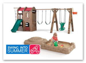 Swing into Summer Sweepstakes