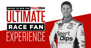 Sport Clips Ultimate Race Fan Experience - Darlington