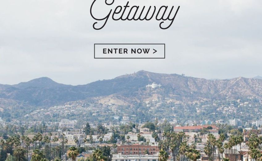 Los Angeles Getaway Sweepstakes