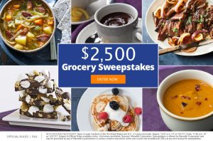 Eating Well Grocery Sweepstakes