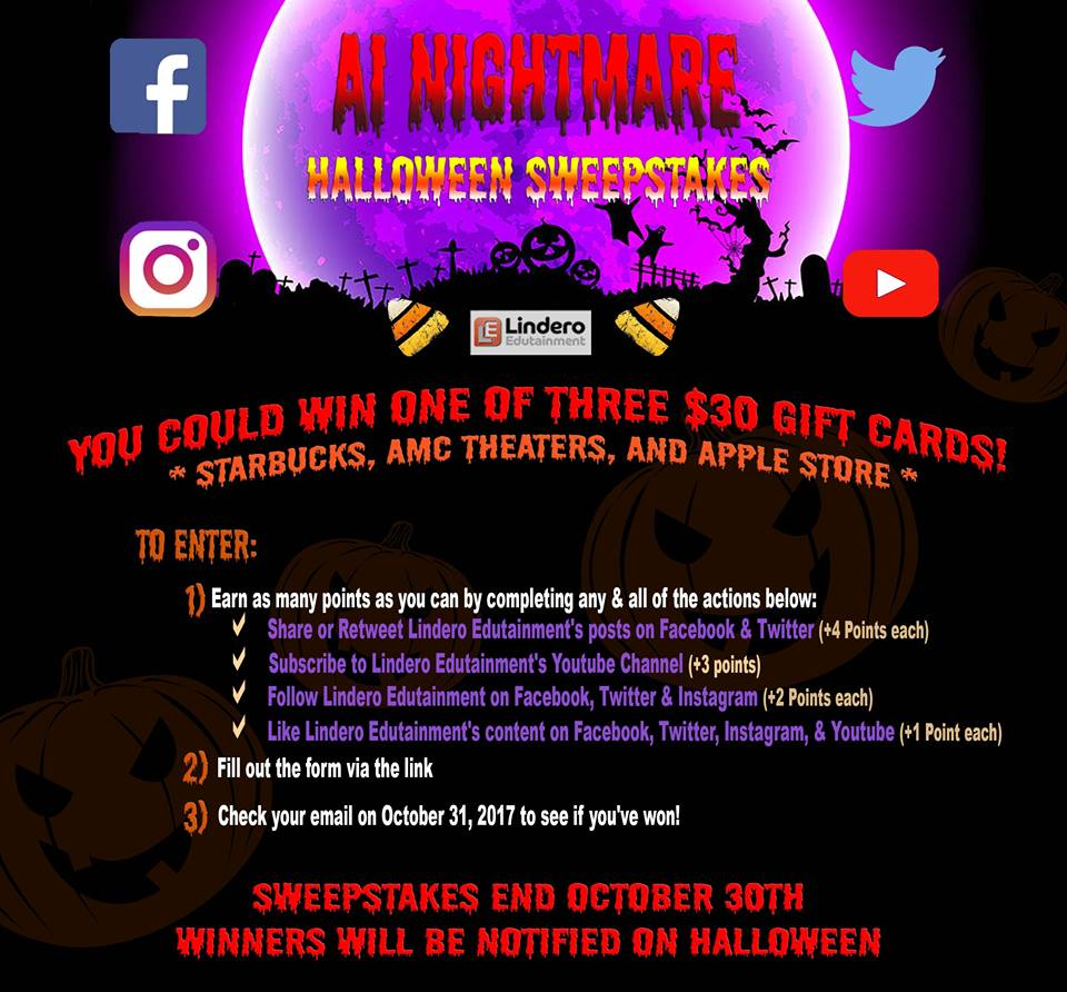 Win 1 of 3 Starbucks, AMC Theaters, and Apple Store Gift Cards ...