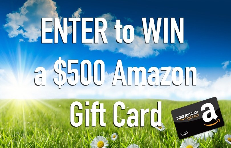 Whole Heart & Home $500 Amazon Gift Card Giveaway