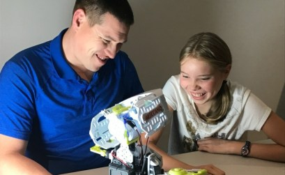 Meccano M.A.X. Gets Kids Involved In Stem Education Giveaway