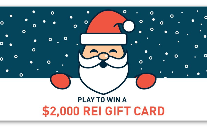 The Ho-Ho-Holiday Giveaway