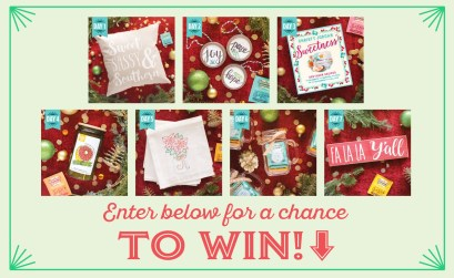 Southern Breeze 7 Days of Gifting Sweepstakes