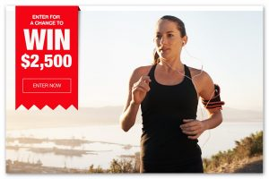 Healthy Essentials New Year, New You Sweepstakes