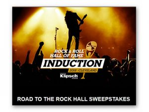Klipsch Road to the Rock Hall Sweepstakes