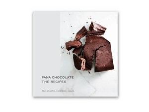 Pana Chocolate Recipes Cookbook Giveaway