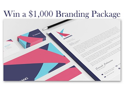 Ultimate Logo & Branding Package Giveaway