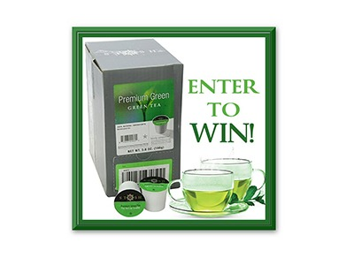 RAIN RAIN GO AWAY! Premium Green Tea April Hop Giveaway