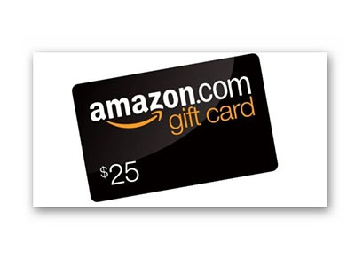 Followers Appreciation $25 Amazon Gift Card Giveaway – Ends June 15th