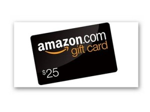 Followers Appreciation $25 Amazon Gift Card Giveaway