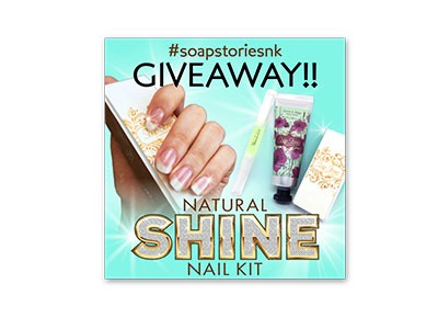 Win a Soap Stories Nail Kit