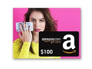 Win Monet Phone Accessory + a $100 Amazon Gift Card