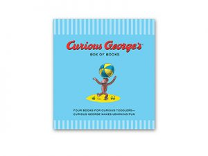 Curious George Box of Books Giveaway